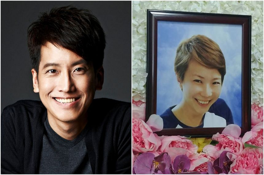 Actor Benjamin Heng announced his wife Michelle Ng's death on Facebook and Instagram on Sunday (June 16).