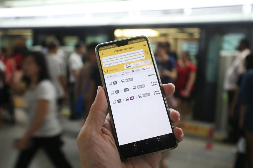 The LTA said it is enhancing the app to make it easier and more convenient for the public to submit a photograph or video of irresponsible riding behaviour.