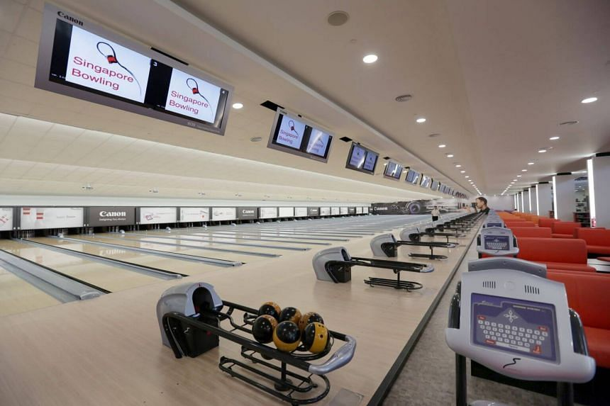 SingaporeBowling Pte Ltd was set up in 2015 to manage its 38-lane centre, which opened the same year at Temasek Club.