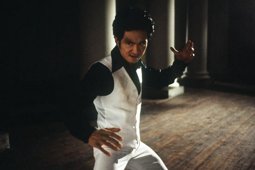 Adrian Pang in 1998 musical comedy Forever Fever, which is screening at Design Orchard Rooftop as part of B.Y.O. Cinema.