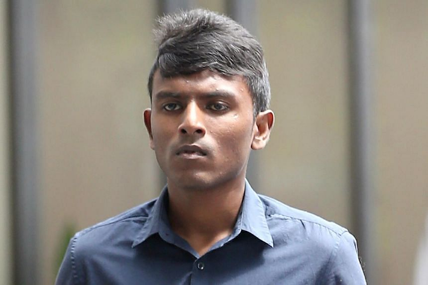 Indian national Thirumal Pavithran was sentenced on Thursday (June 20) to 10 weeks' jail after pleading guilty to four counts of remaining outside Singapore without a valid exit permit.