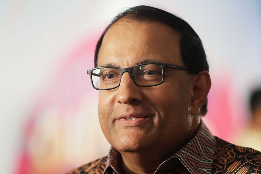 """Mr Iswaran (above, in a file photo) said the RCEP can unite the region and """"create the opportunities for our businesses and our people""""."""