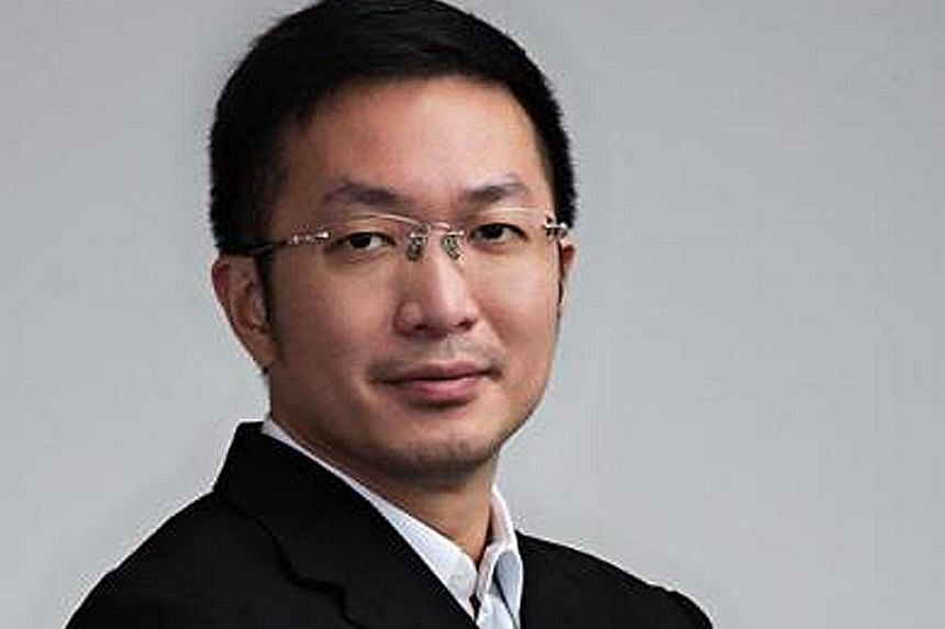 Jeffrey Ong Su Aun, managing partner of law firm JLC Advisors, was unable to give a satisfactory explanation as to why he had the passport with him.