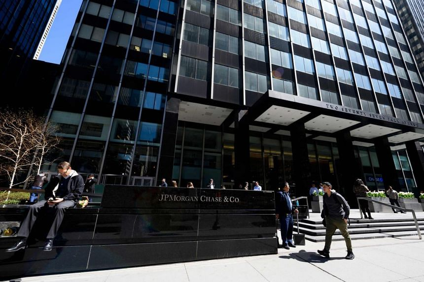 New York-based JPMorgan, the largest US bank, has been a top spender among financial firms in the technology arms race.