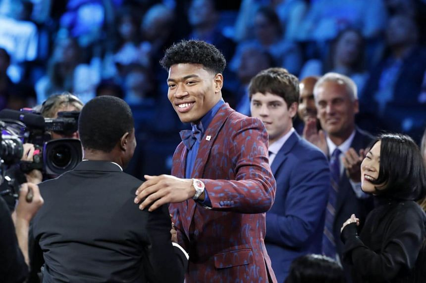 Rui Hachimura will become just the third from Japan to play in the NBA.