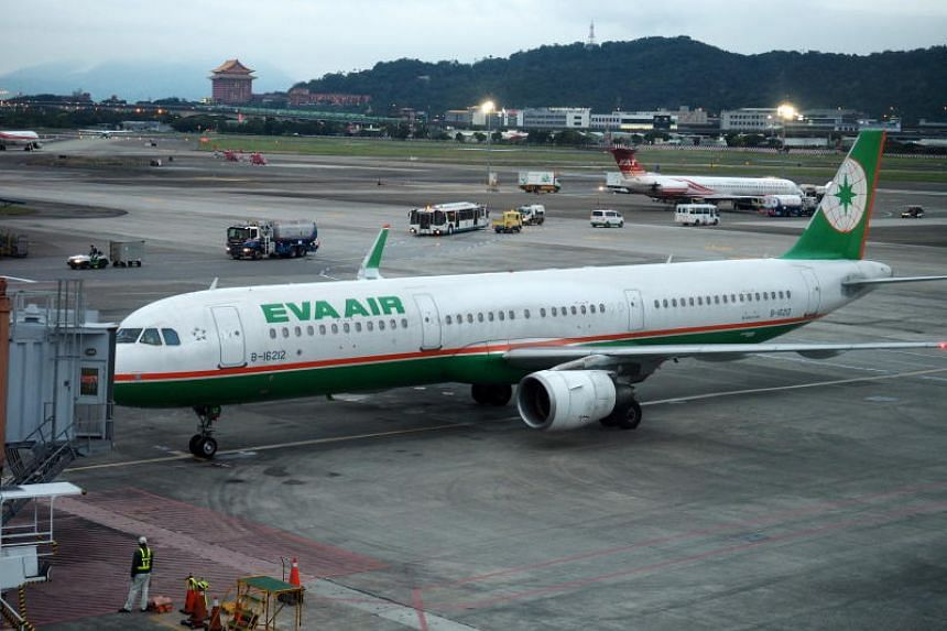 The management of Eva Air, one of Taiwan's two major carriers, on Friday urged passengers to get updates about the strike information from the company's website.