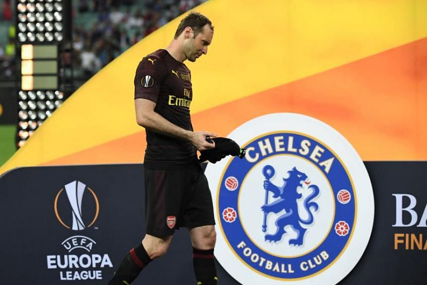 Petr Cech spent 11 years as a player at Chelsea, winning 13 major trophies, including four Premier League titles and the Champions League, before moving to their London rivals Arsenal in 2015.