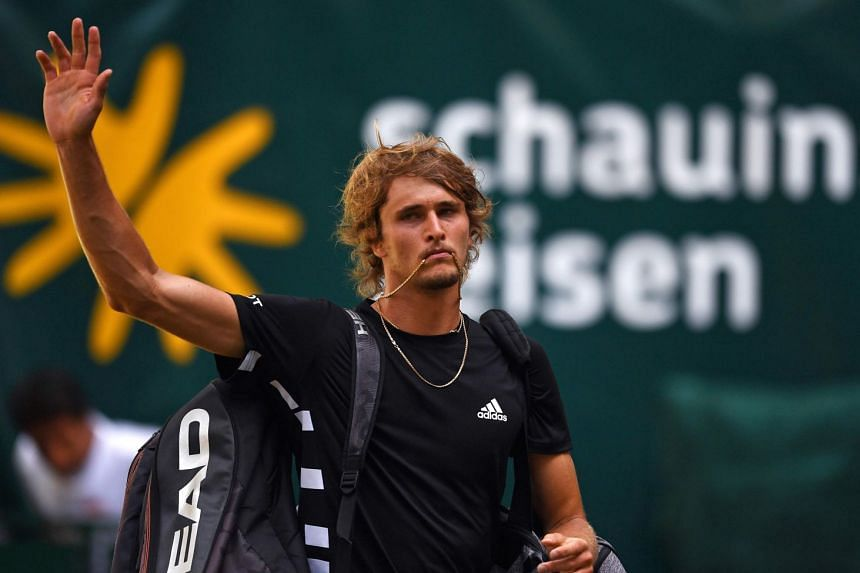 Federer faces Goffin in his 13th Halle Open final