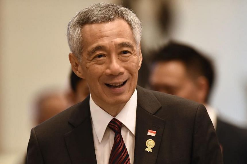 Prime Minister Lee Hsien Loong at the plenary session of the 34th Asean Summit in Bangkok on June 22, 2019.