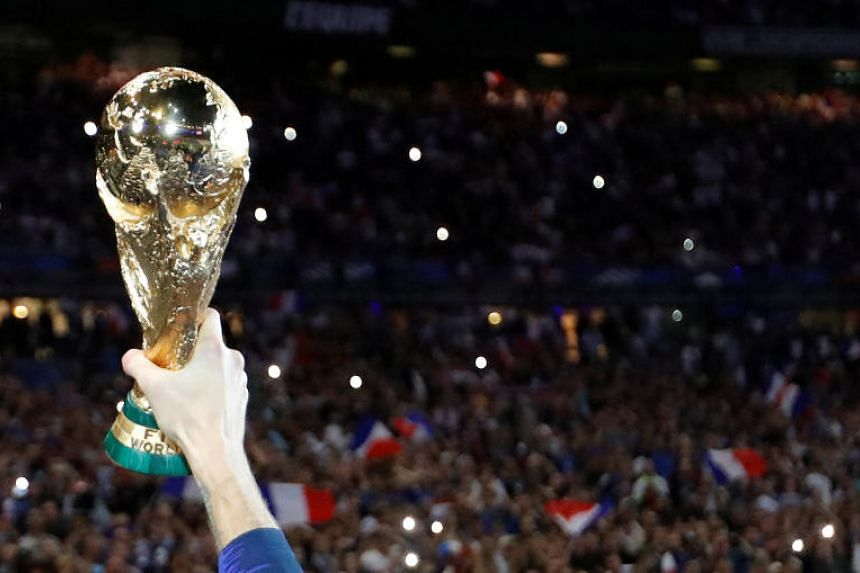 Thai Foreign Minister Don Pramudwinai said South-east Asian nations could launch a joint bid to host the 2034 World Cup.