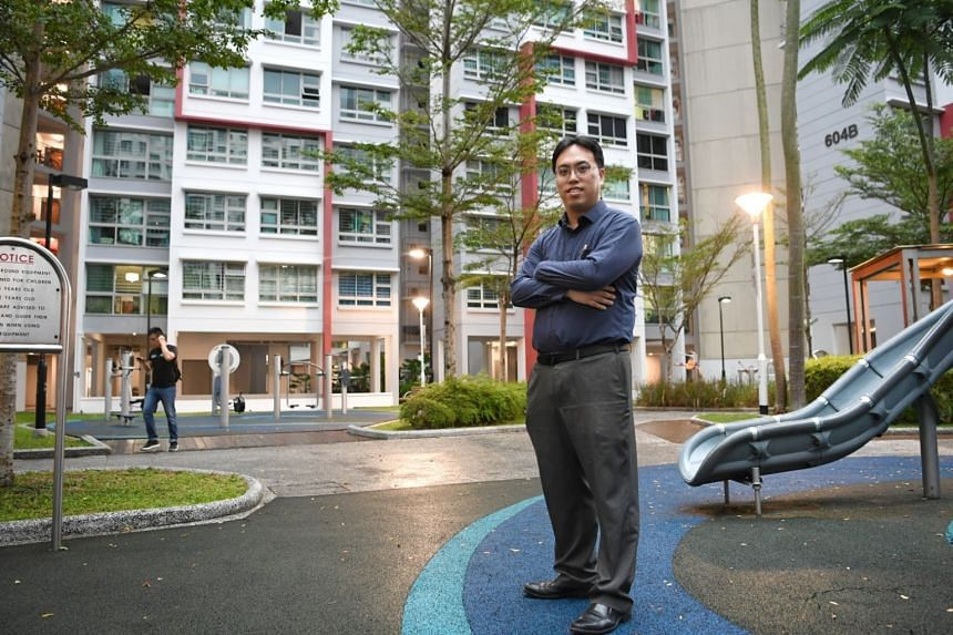 Dr Lee Nai Jia is projects committee chairman of Pasir Ris-Punggol Town Council and has a background in urban planning and real estate consultancy.