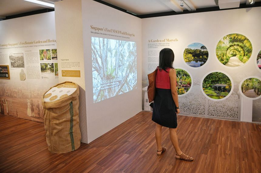 The free exhibition - Singapore's Greening Journey: 200 Years And Beyond - at the Singapore Botanic Gardens' CDL Green Gallery charts the evolution of Singapore's green story from 1819 till the present day.