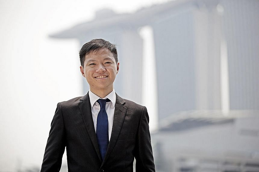 SMU undergraduate Chng Jia Zhi advises young investors to be humble, accept the fact that they may be wrong, focus on developing their investment process and speak to industry veterans.