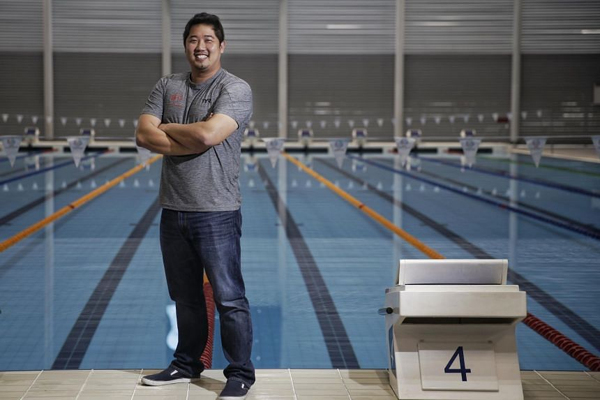 National Training Centre head coach Gary Tan. He was bullish about more young swimmers stepping up to win individual medals at the upcoming SEA Games after the Neo Garden 15th Singapore National Swimming Championships ended yesterday.