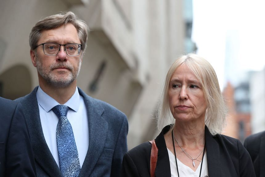 Mr John Letts and his wife, Ms Sally Lane, have been convicted of funding terrorism by sending their son, Jack Letts, money after he left home to join ISIS in Syria.