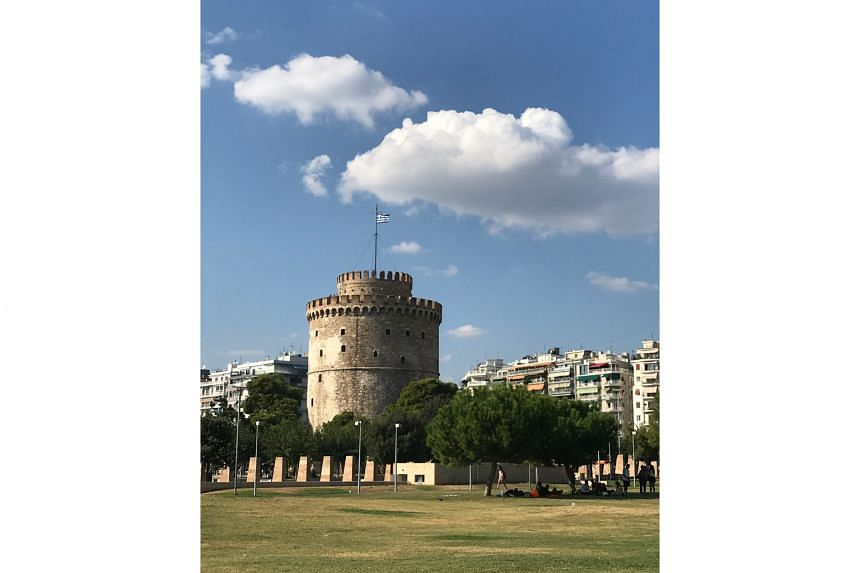The 15th-century White Tower is an iconic landmark in the city.