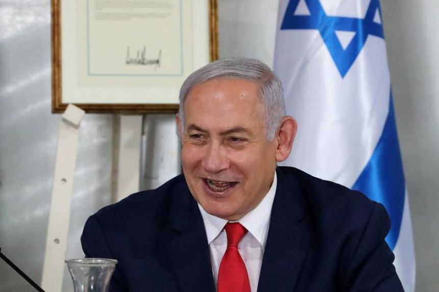 Israeli Prime Minister Benjamin Netanyahu repeated Israel's consistent position that it must retain a presence in the strategic Jordan Valley, the eastern-most part of the Israeli-occupied West Bank that borders Jordan.