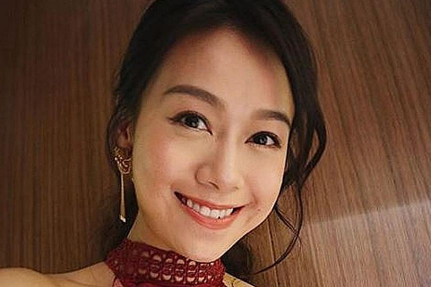 TVB's Finding Her Voice, starring disgraced star Jacqueline Wong (right), will not be reshot after all and it is undecided if the TV drama will see the light of day.
