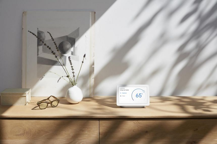 The Google Nest Hub acts as the command-and-control centre for all compatible smart home devices including light bulbs, smart plugs and surveillance cameras.
