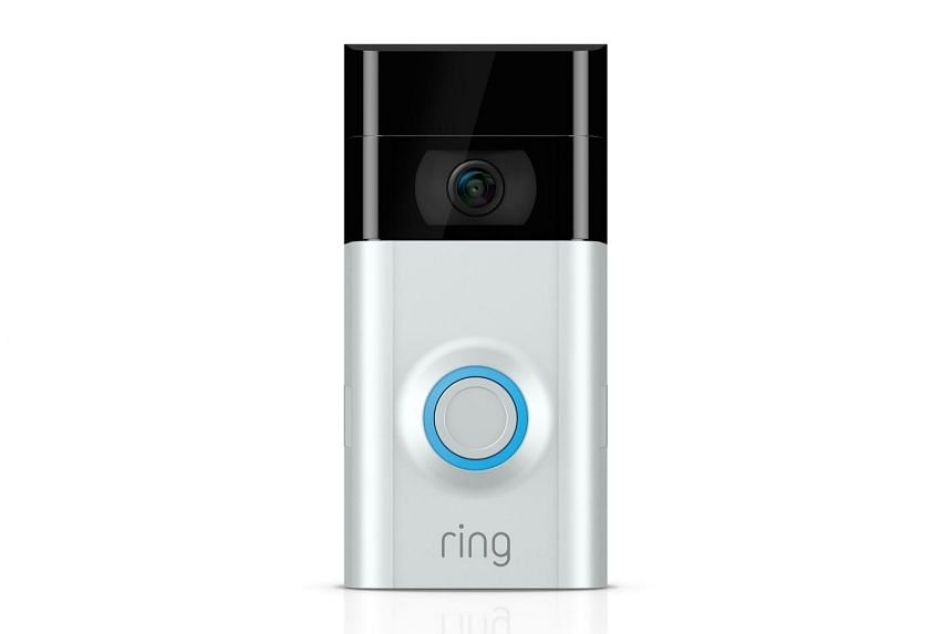 The Ring Video Doorbell 2 records at a sharper 1080p video resolution, up from the previous model's 720p.