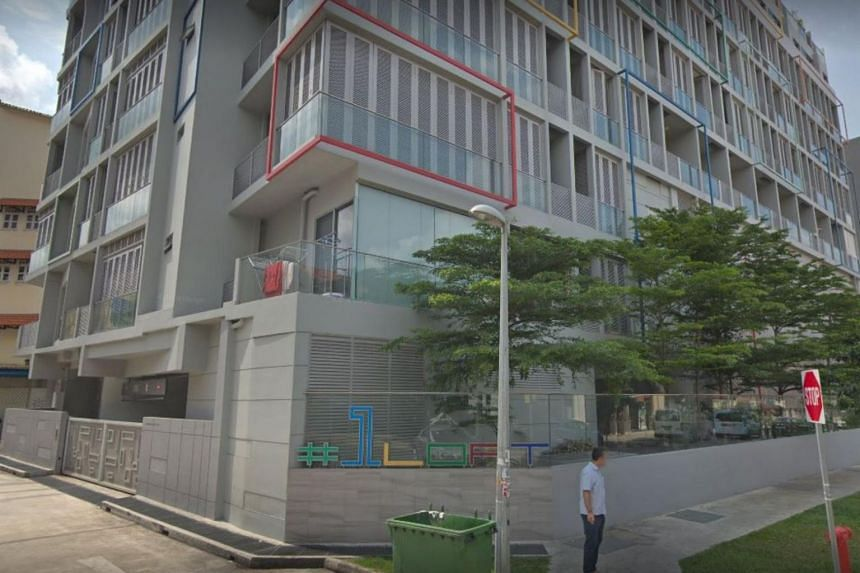 Two of the apartments are at #1 Loft, an 80-unit condominium in Geylang, according to court documents.