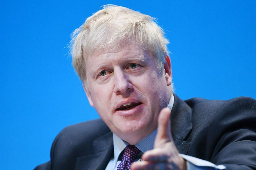 Boris Johnson is the frontrunner in the race to succeed Theresa May as prime minister.