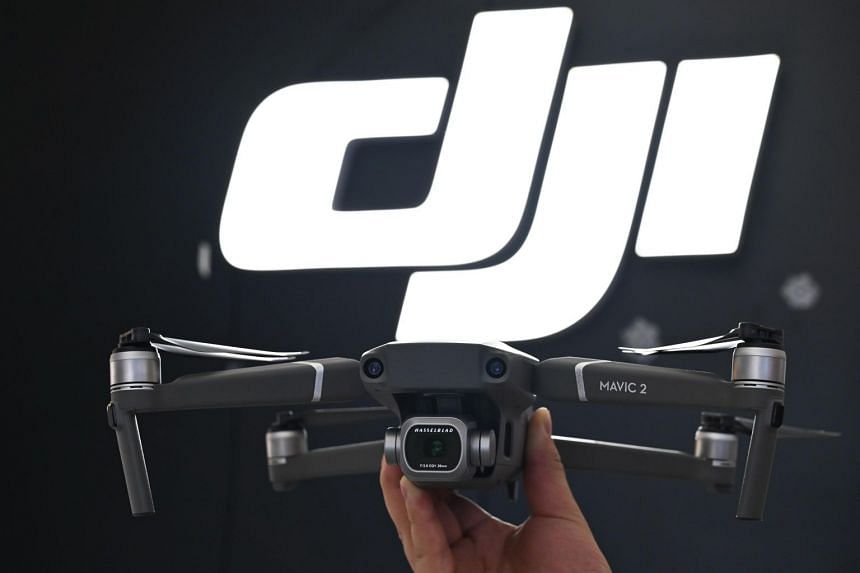 Chinese drones made in America: DJI's plan to win over Trump, United