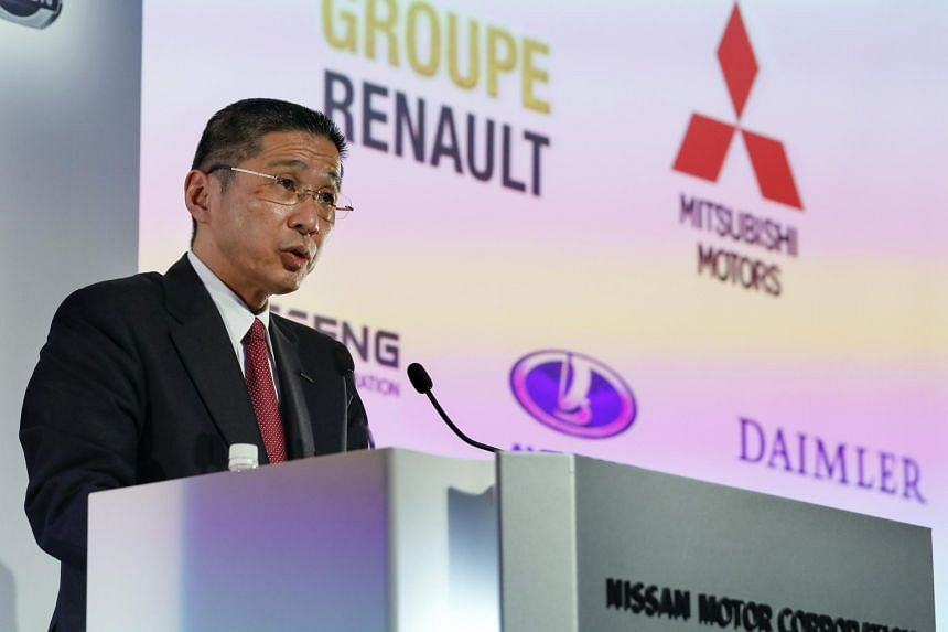 Nissan chief executive Hiroto Saikawa said he wanted to preserve the spirit of equality in the alliance - despite a shareholding structure that Nissan has long seen as lopsided.