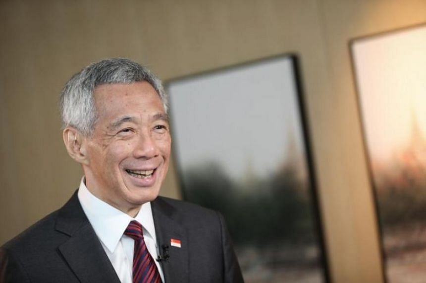 Prime Minister Lee Hsien Loong said the impact of trade tensions have already been felt in Singapore, especially in outward-oriented sectors such as electronics and precision engineering, wholesale trade, and transportation and storage.