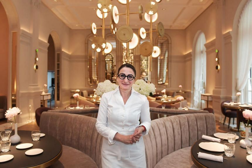 Renowned French chef Anne-Sophie Pic, who is making her Asian debut with La Dame de Pic at Raffles Singapore, is keen to adapt her cuisine to Singaporean palates.