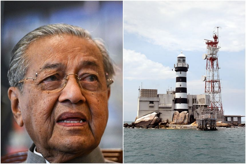 Malaysian Prime Minister Mahathir Mohamad said in a keynote speech on June 25, 2019, that Malaysia accepts the International Court of Justice's 2008 ruling which awarded Pedra Branca to Singapore.