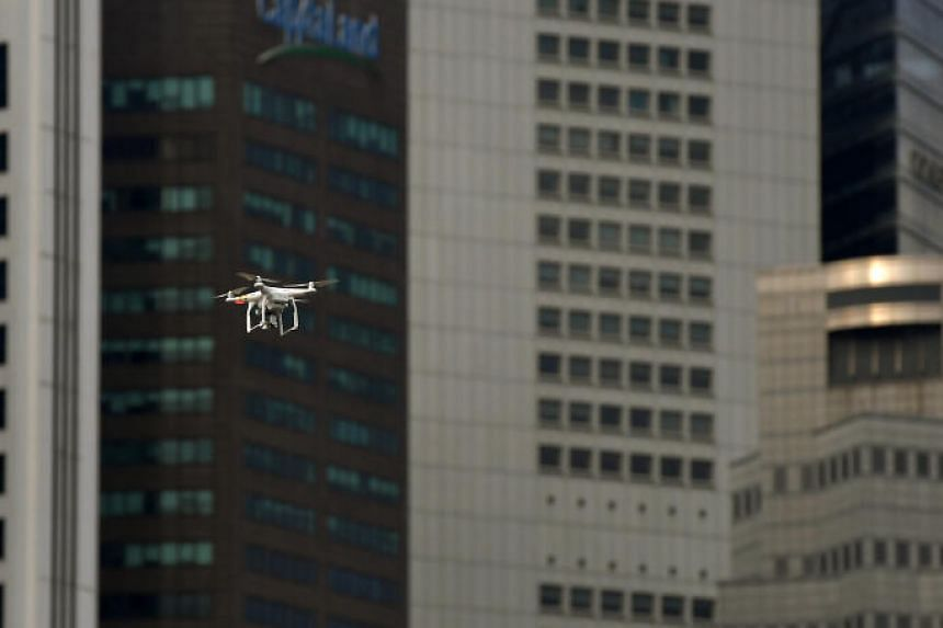 While recreational drone-flying without a permit is allowed in Singapore, drone pilots must ensure they keep to certain regulations.