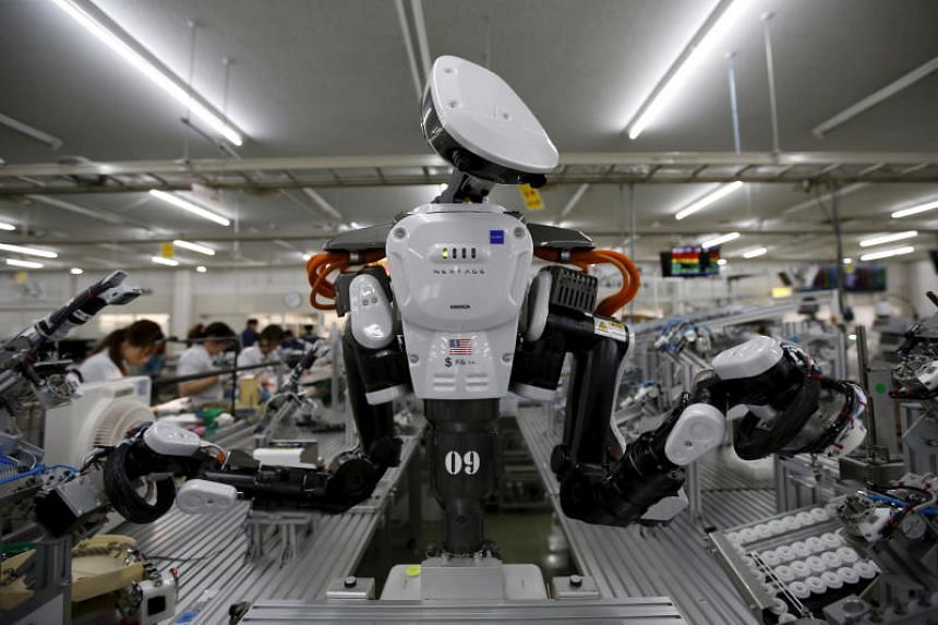 Since 2000, some 1.7 million manufacturing jobs have already been lost to robots.