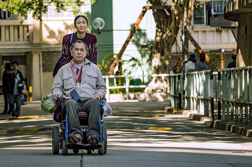 Anthony Wong plays Hong Kong employer Cheong Wing, while Crisel Consunji plays his domestic helper Evelyn in Still Human.