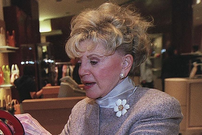 After 10 novels, Judith Krantz retired from writing fiction when she was 70.