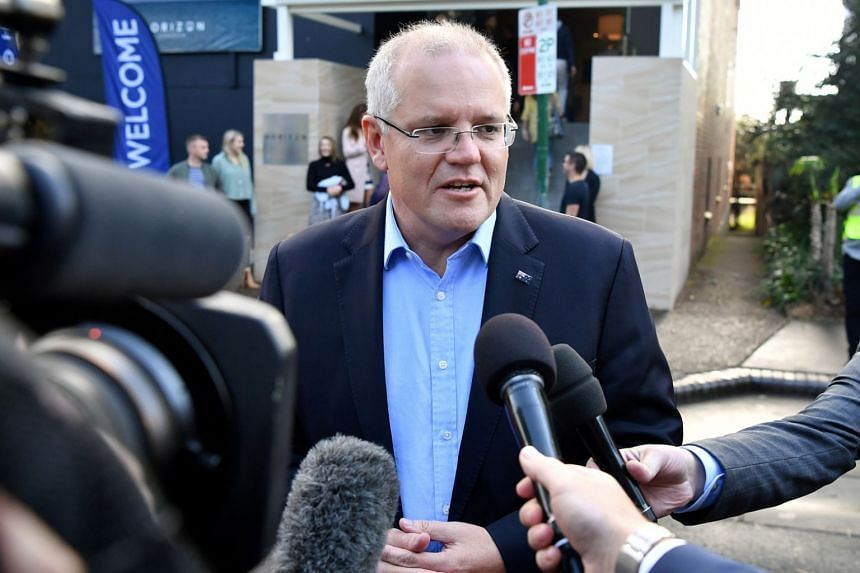 Prime Minister Scott Morrison warned that countries may need to adjust to the decoupling of US and Chinese economic systems.