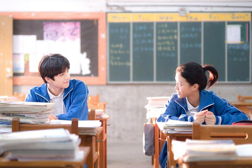Chinese actor-model Song Weilong and Taiwanese actress Vivian Sung star in Love The Way You Are.