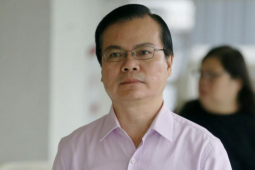 Former Ang Mo Kio town council general manager Wong Chee Meng received over $86,000 in bribes between 2014 and 2016.