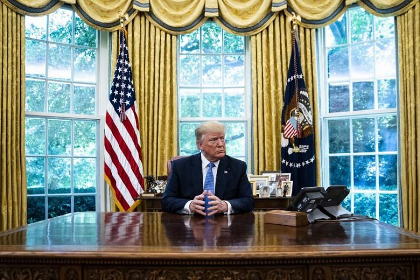 "US President Donald Trump said that if the US goes to war with Iran, the conflict ""would not last very long"" and would not involve ground troops."