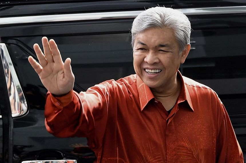 The latest charges will bring the total number that former Malaysian deputy prime minister Ahmad Zahid Hamidi is facing to 87.