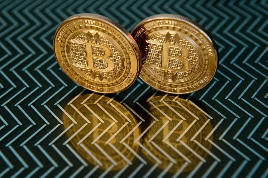 Google searches for the word bitcoin were five times higher in December 2017, when the world's largest cryptocurrency became a topic of conversation.