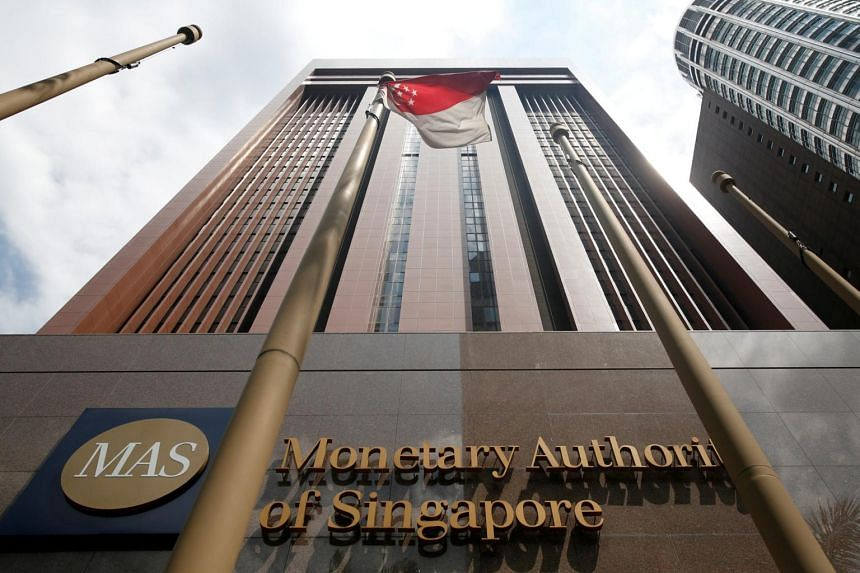 MAS expects year-on-year economic growth to be weaker in the second quarter than a decade-low 1.2 per cent achieved in the first quarter.