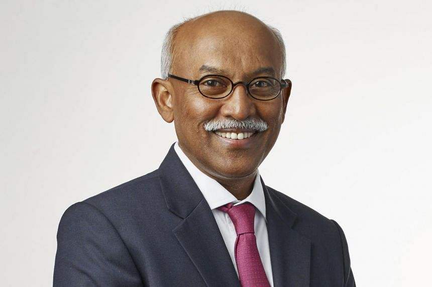 Muthukrishnan Ramaswami will step down as president of SGX on October 1.