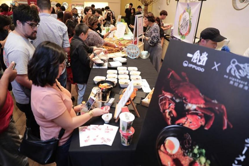 This year's Singapore Food Festival will have 20 event partners offering a myriad of dining and gastronomic experiences, featuring a range of food from heritage items to modern cuisine.