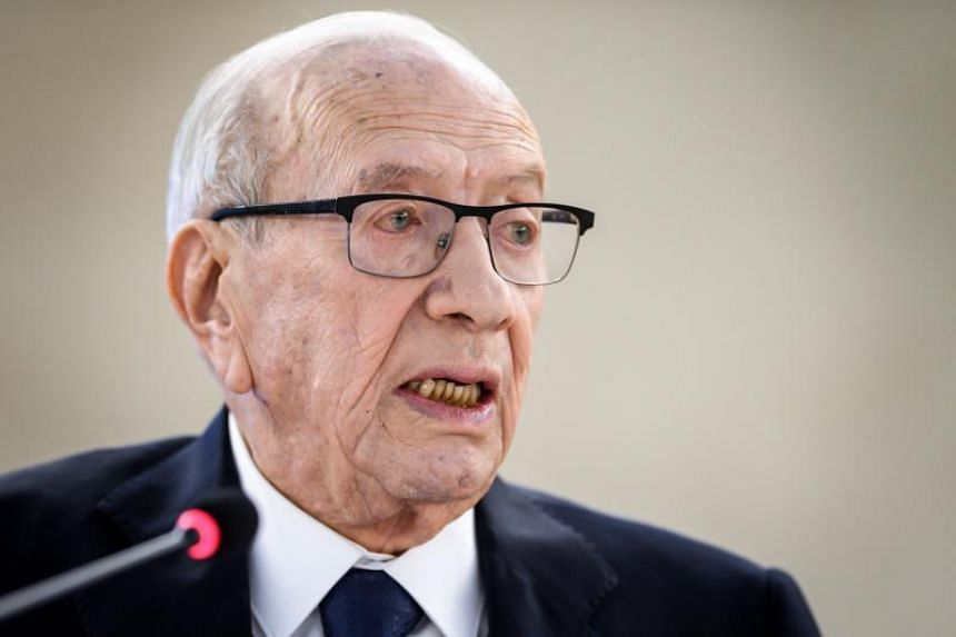 Tunisia's President Beji Caid Essebsi has been a prominent figure in Tunisia since the overthrow of Mr Zine El-Abidine Ben Ali in 2011.