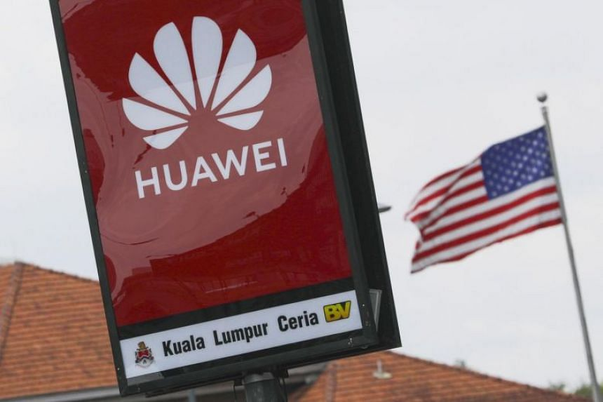 "Last month, the United States' Commerce Department added Huawei to an ""entity list"", a move designed to bar the Chinese firm from buying American components and software."
