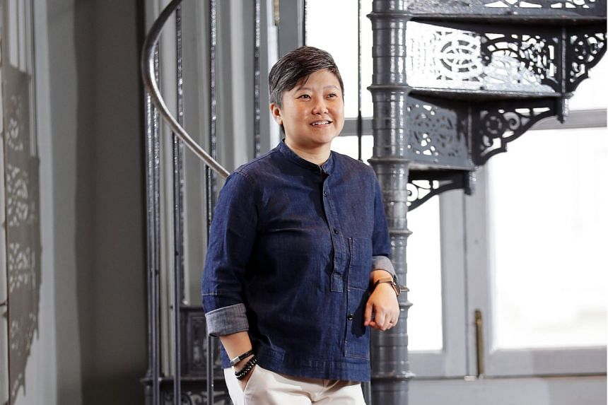 Ms Angelita Teo will become director of the Olympic Foundation for Culture and Heritage from Oct 1, 2019.