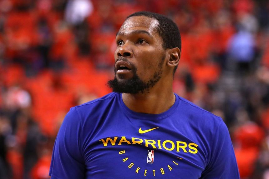 Kevin Durant and his business manager Rich Kleiman are in New York evaluating free agency options, according to the report.