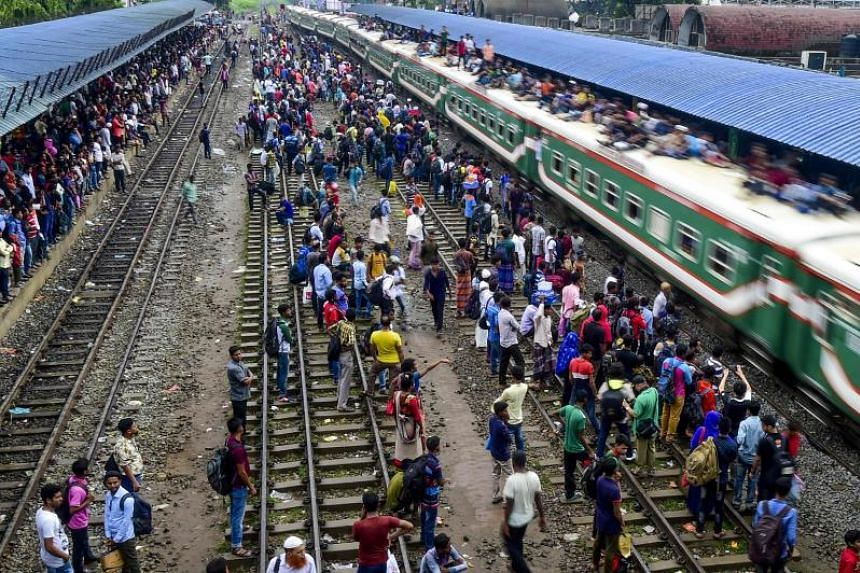 Fatalities on tracks in and around Dhaka hit a record high in 2014 when 109 people died.