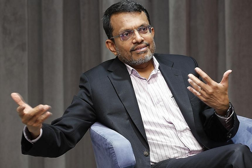The outlook for the global economy has deteriorated, said MAS managing director Ravi Menon.